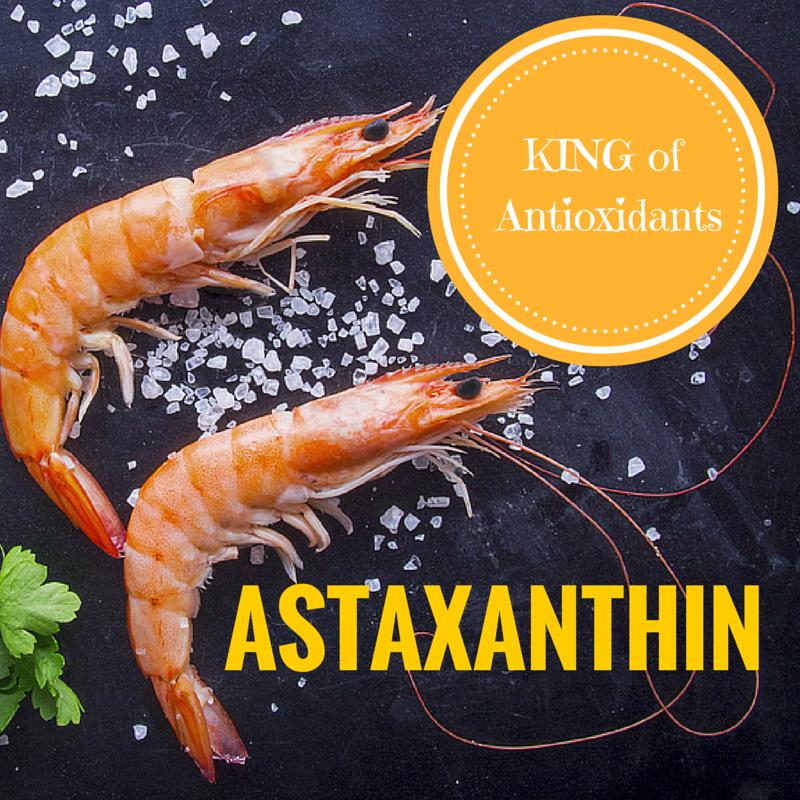 Antoixidant Astaxanthin