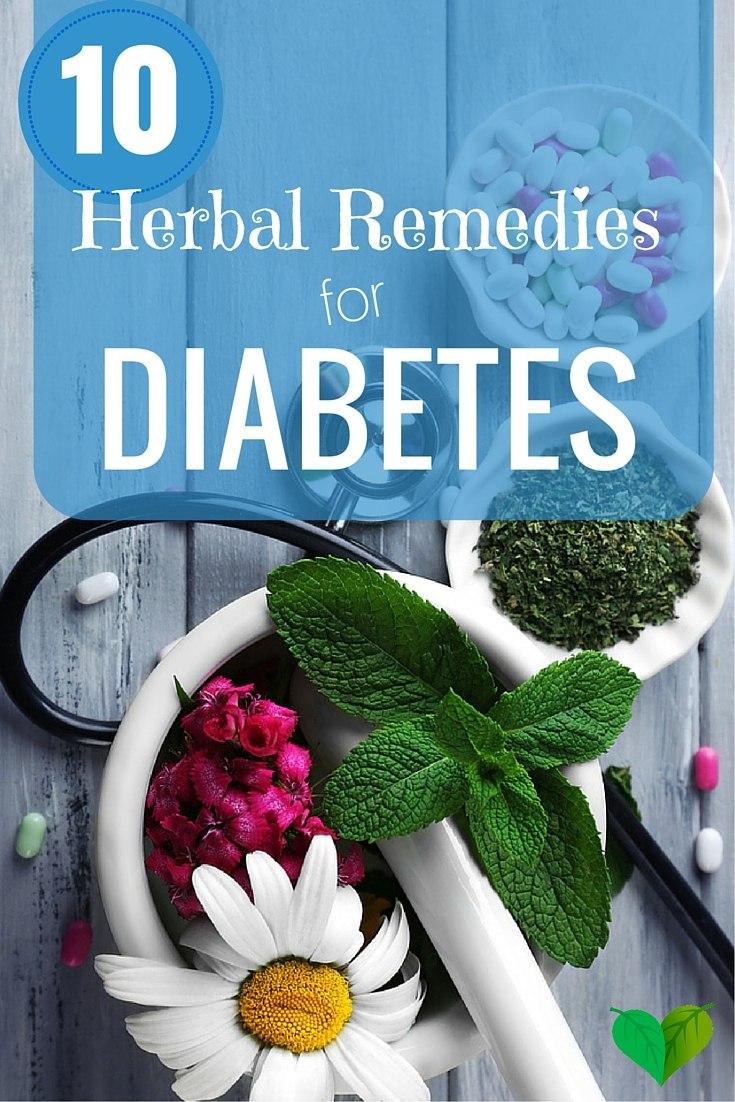 herbs for diabetess
