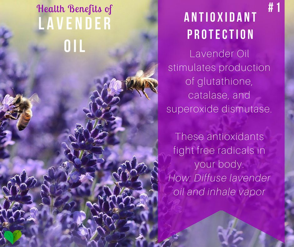 antioxidants in essential oil