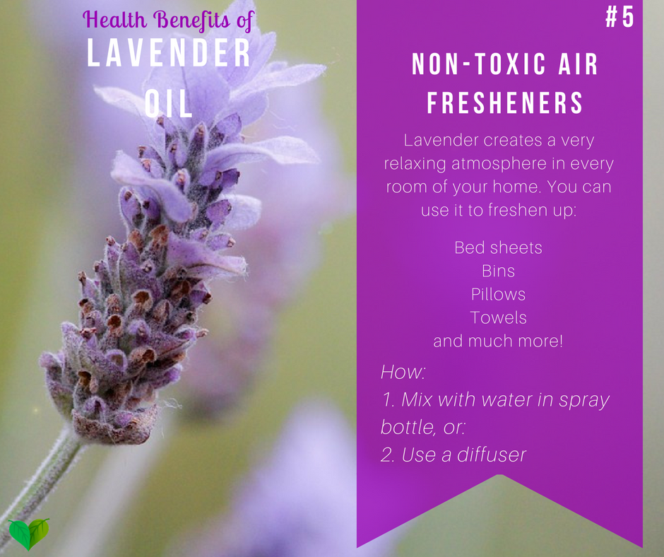 how to make lavender home spray
