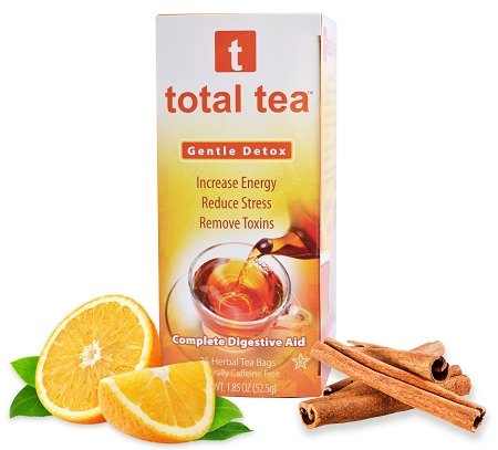 which teatox brand is the best? This is a gentle tea that helps with bloating and fatloss