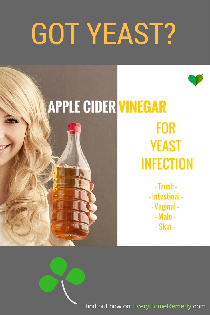 which vinegar for yeast infection? Learn now: