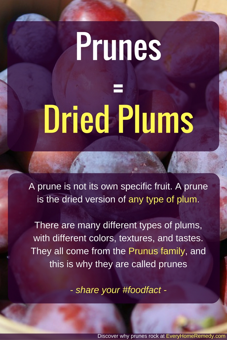 are prunes good for you? If you choose the right ones, yes