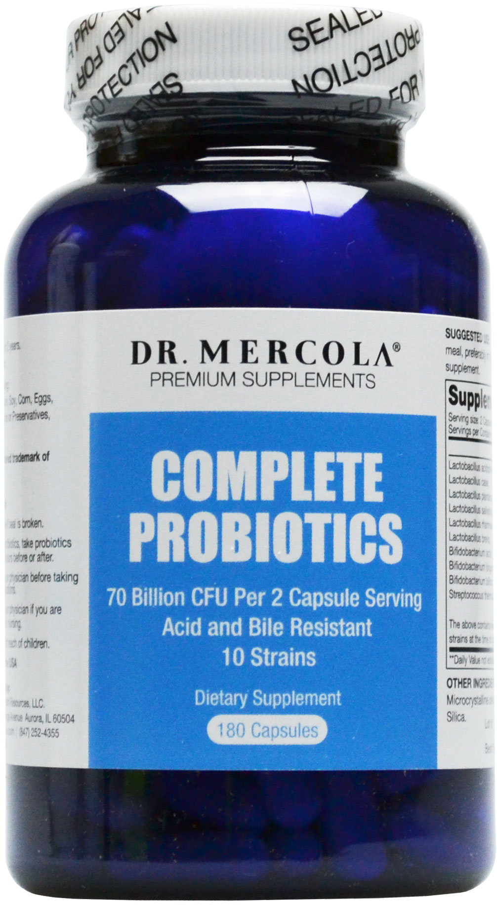 which probiotics relieve constipation?