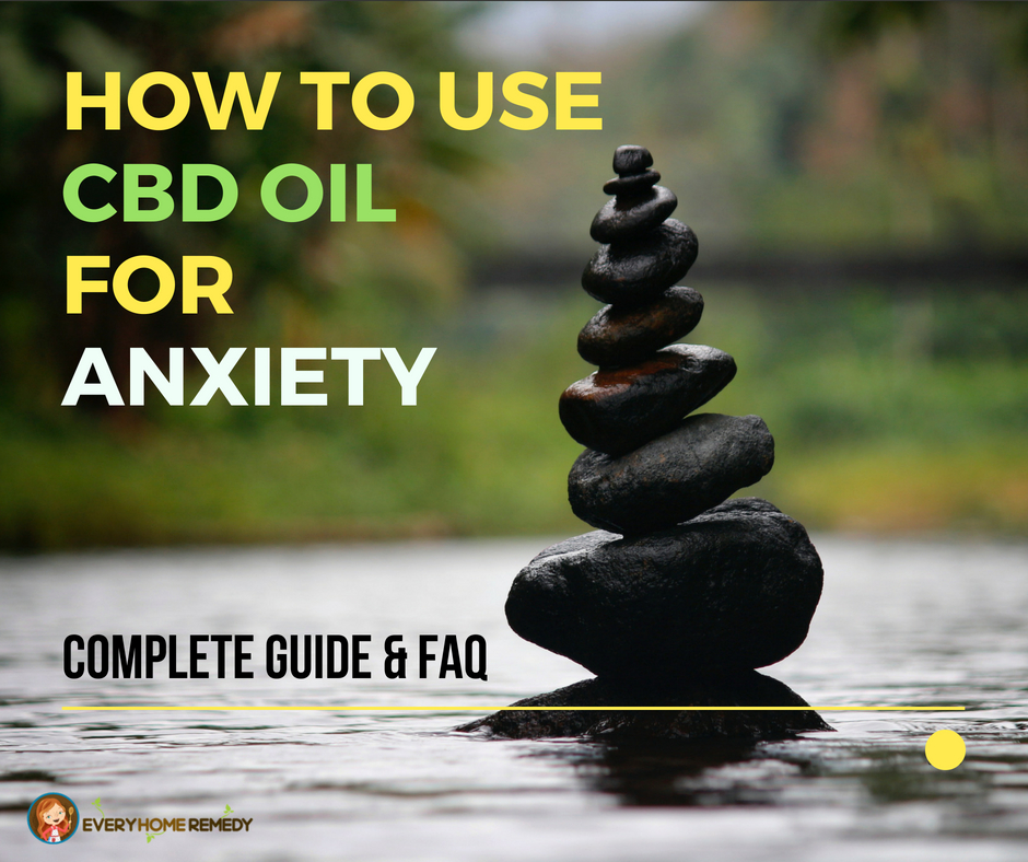 cannabidiol for anxiety relief