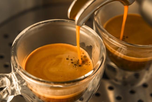 mainstream of strong espresso coffee