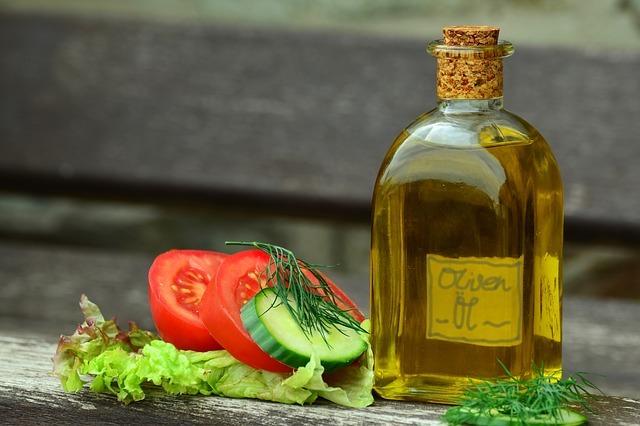 olive oil dry skin