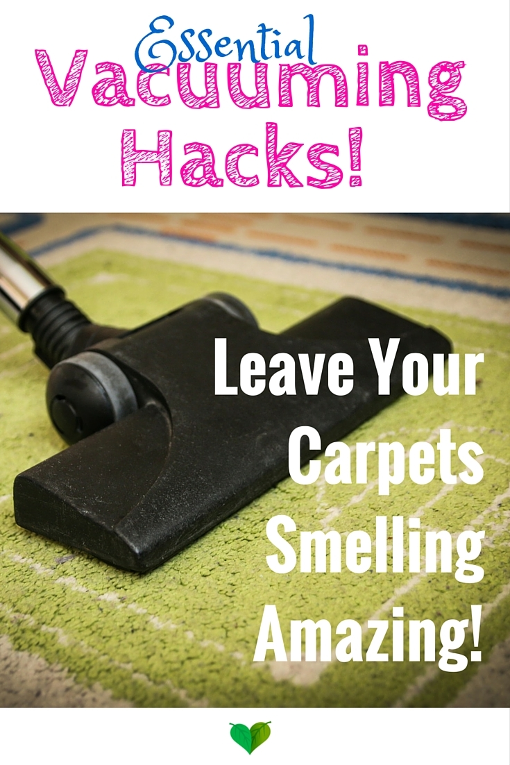 Remove smells from carpet