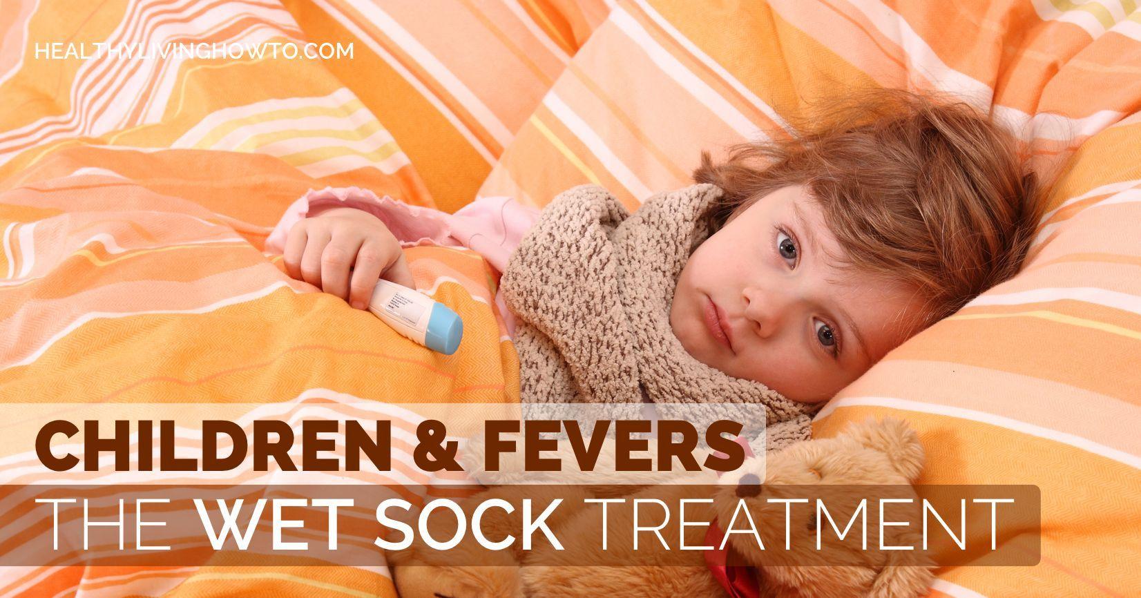 Wet Sock Treatment for Fever