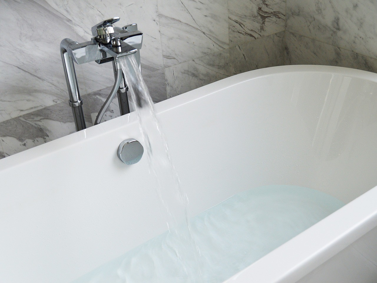 Flu Treatment Detox Bath