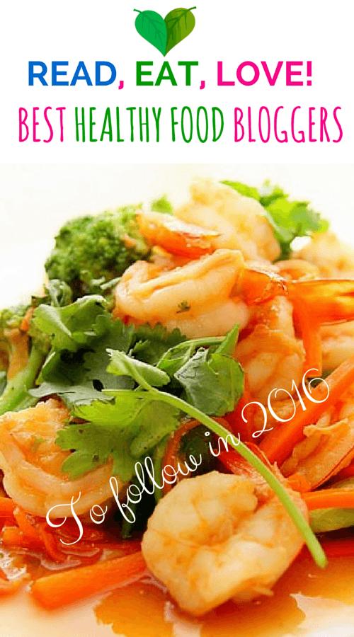Best healthy food blogs 2016