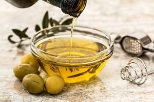 olive oil wrinkles