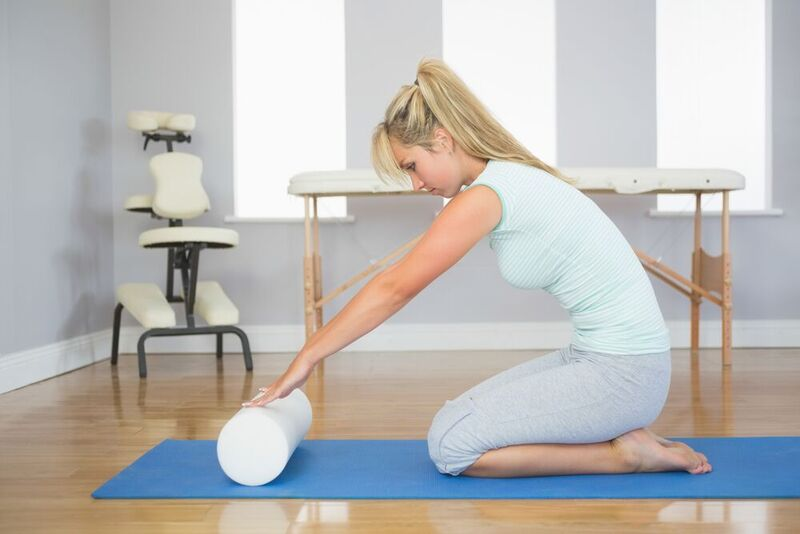 Make your own foam roller