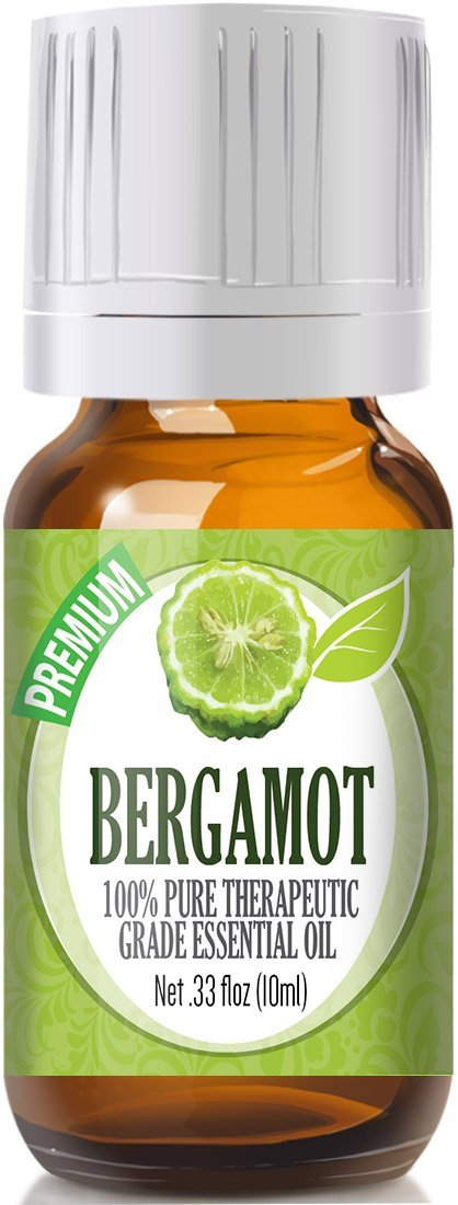 how to use bergamot oil for anxiety