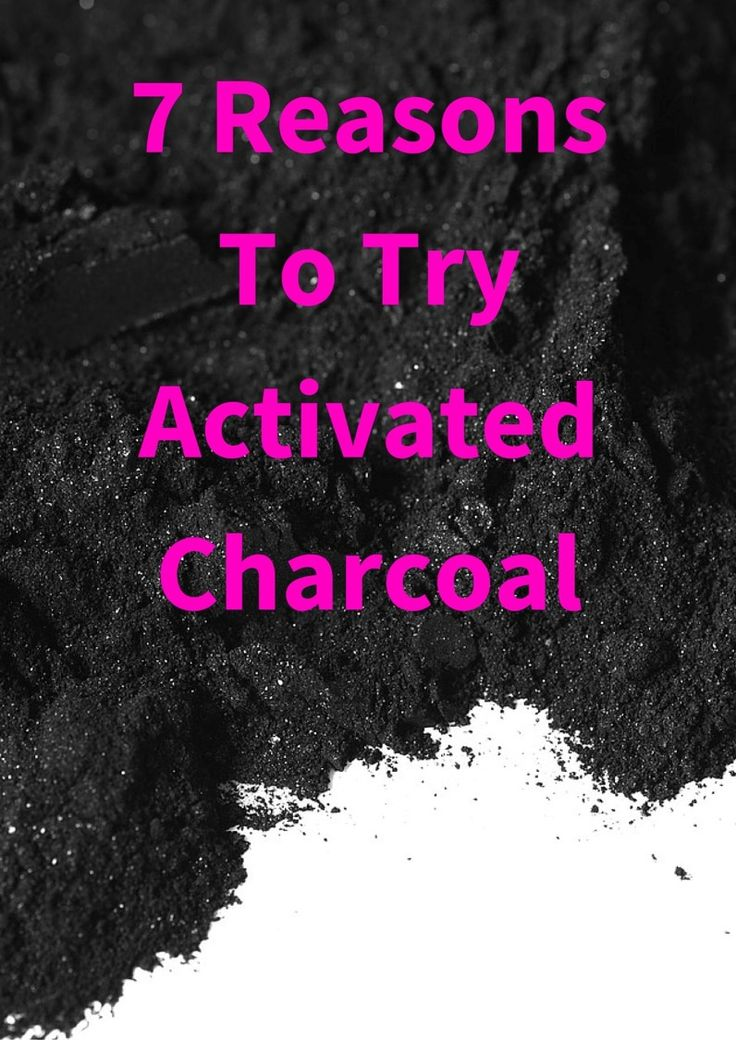 Is activated charcoal good for you?