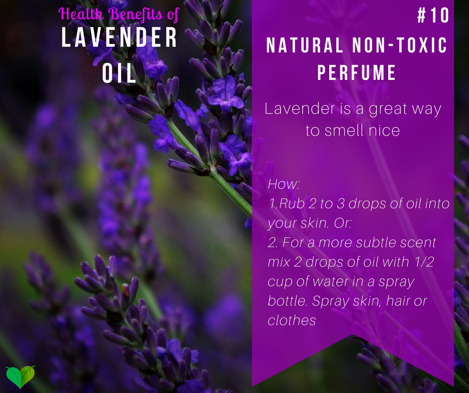 how to make lavender perfume with essential oil