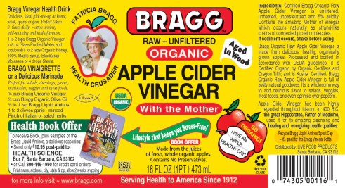 which apple cider vinegar to buy for weight loss