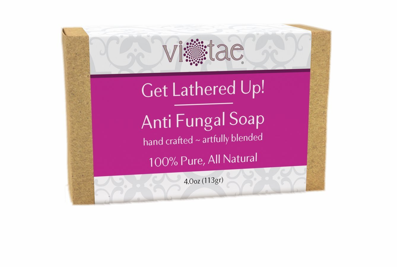 Great organic candida soap