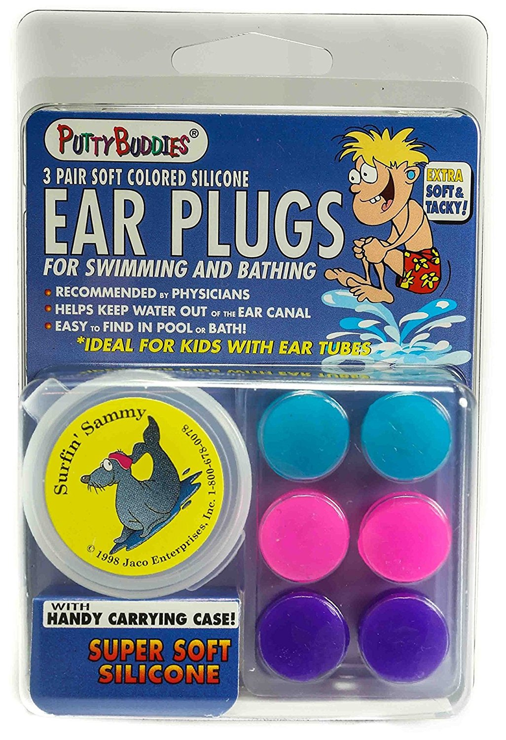 where to buy ear plugs for swimming? They have great trusted brands on Amazon