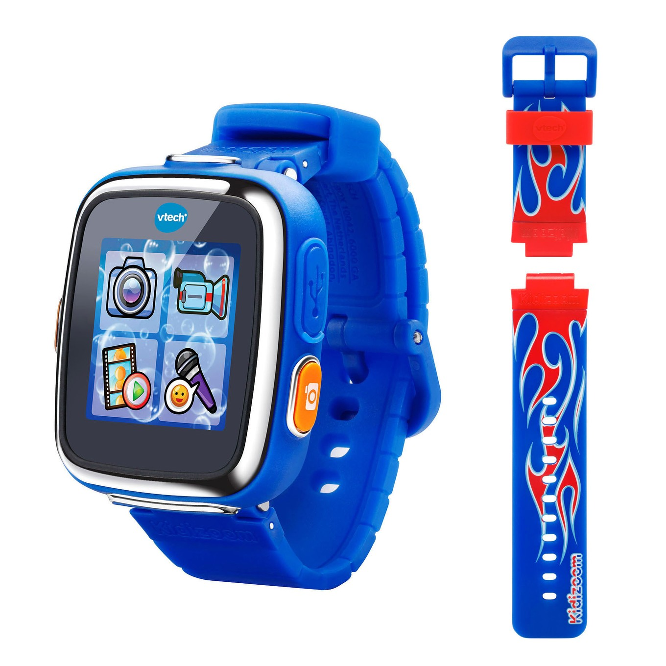 A super fun and educational fitness tracker watch for kids